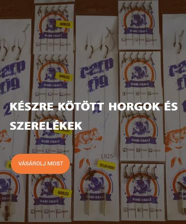 Gabi Csali horgász bolt banner